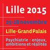 Congrès de Psychiatrie Lille 2015