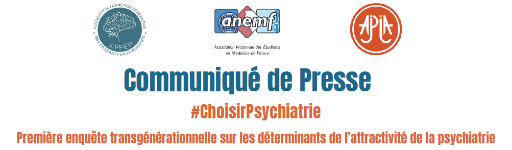 #ChoisirPsychiatrie